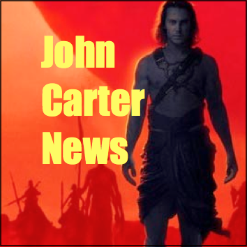 John Carter News Logo