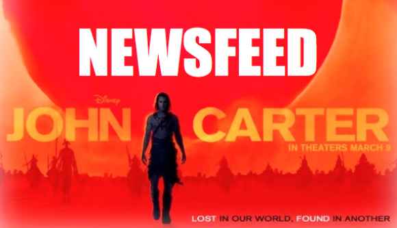 John Carter Newsfeed