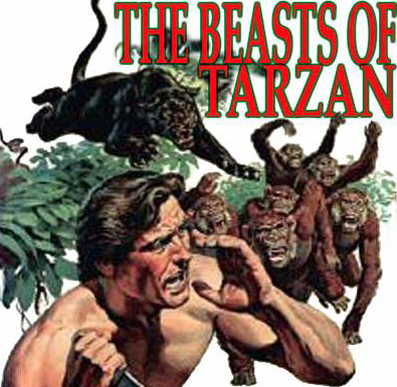 Golden Gazette News: Edgar Rice Burroughs, a World of Pulp Adventure