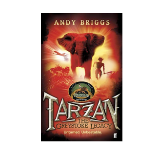 Andy Briggs on Tarzan and his Adaptations of the Edgar Rice Burroughs Character