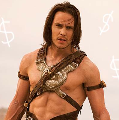 A Lively, Entertaining Review of Disney's John Carter