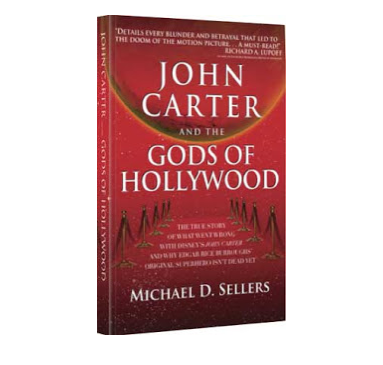MCR Reviews John Carter and the Gods of Hollywood