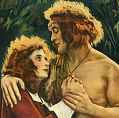Special Double Feature for Fans of All Silent Tarzan Films