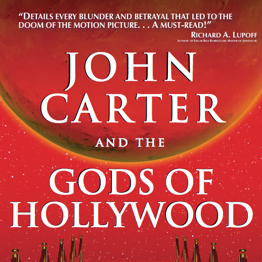 John Carter and the Gods of Hollywood is Free on Amazon for the next 24 hours