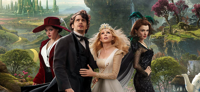 Adaptation Blues: A Fan of L. Frank Baum Laments Oz the Great and Powerful