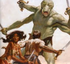 Barsoom For Barsoomians — Edgar Rice Burroughs, John Carter, and Spaceman's Burden