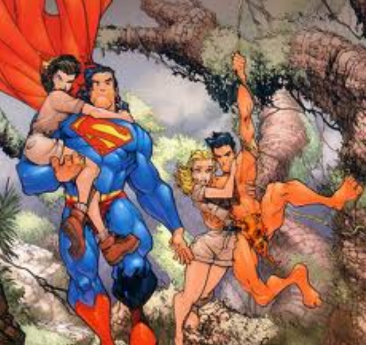 Jerry Siegel Cites Both Tarzan and John Carter as Key Influences in Creating Superman