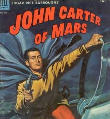 Edgar Rice Burroughs' John Carter of Mars: The Jesse Marsh Years