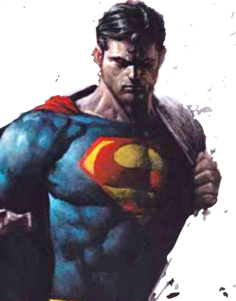 Man of Steel 360 : A Few of the Stories Posted to Date