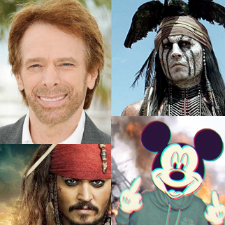 Bruckheimer is leaving and Iger is Staying at Disney: Implications for John Carter?