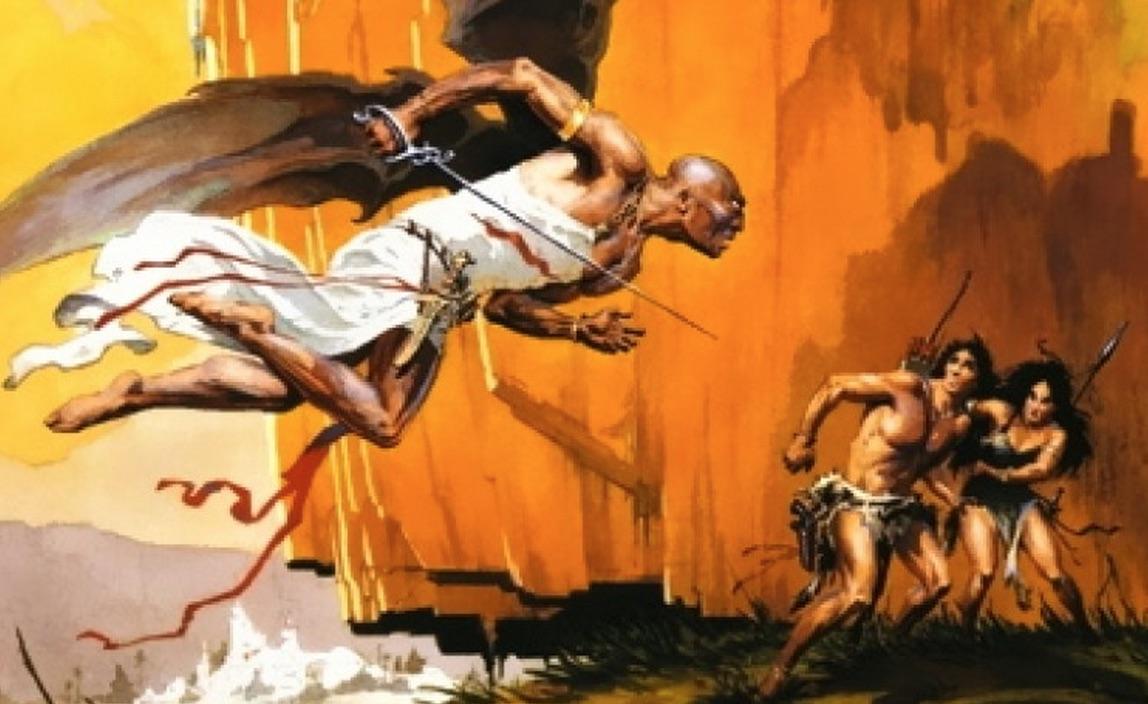 Roy Krenkel's Amazing Cover Art For Edgar Rice Burroughs