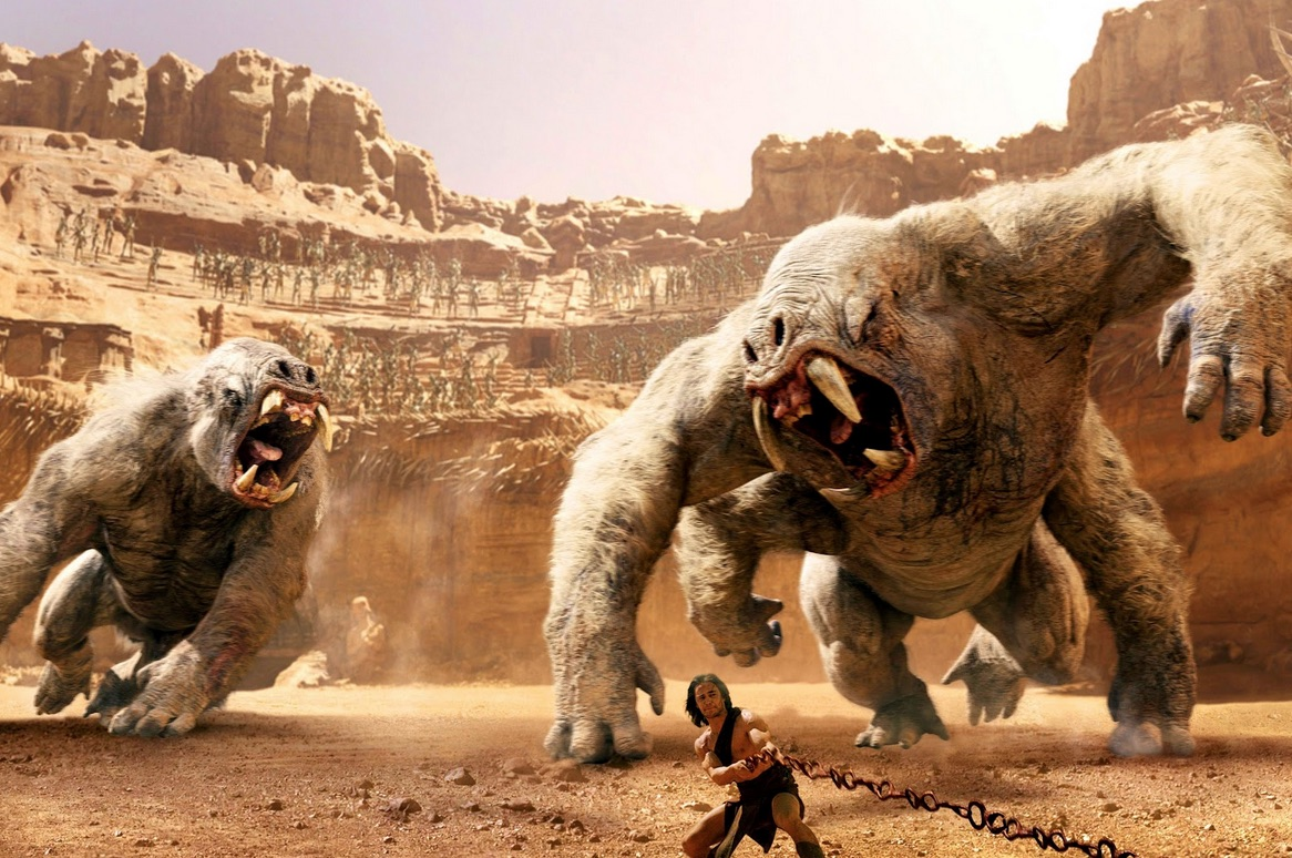 "John Carter Gets a Mention in ""Writing Films Off Before Their Release"" Article"