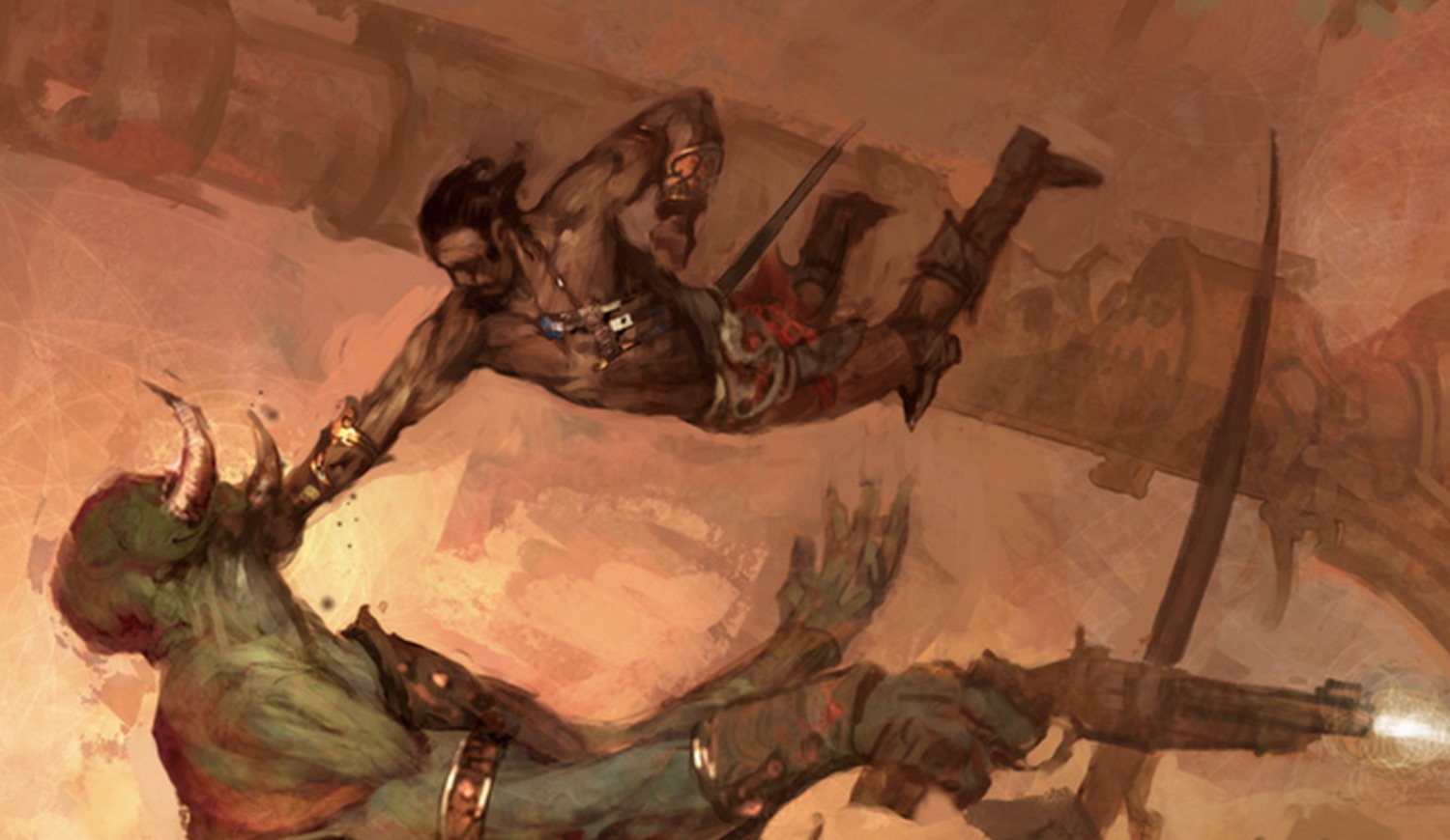 Thanks to Vance Kovacs for One of the All-Time Great Depictions of John Carter of Mars