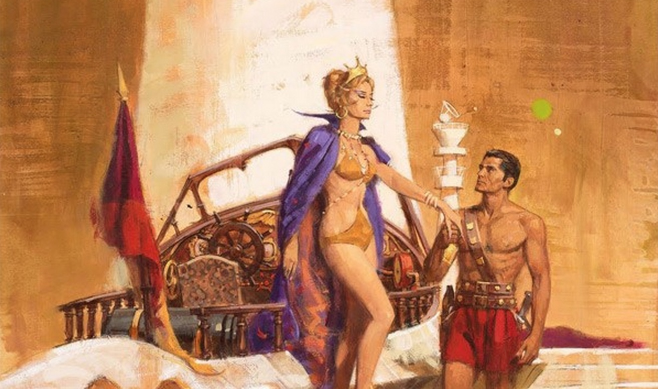 Edgar Rice Burroughs and the Power of Romance in Fiction
