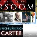 Move Over Tolkien, Conan Doyle:  Edgar Rice Burroughs Fans Rule Facebook