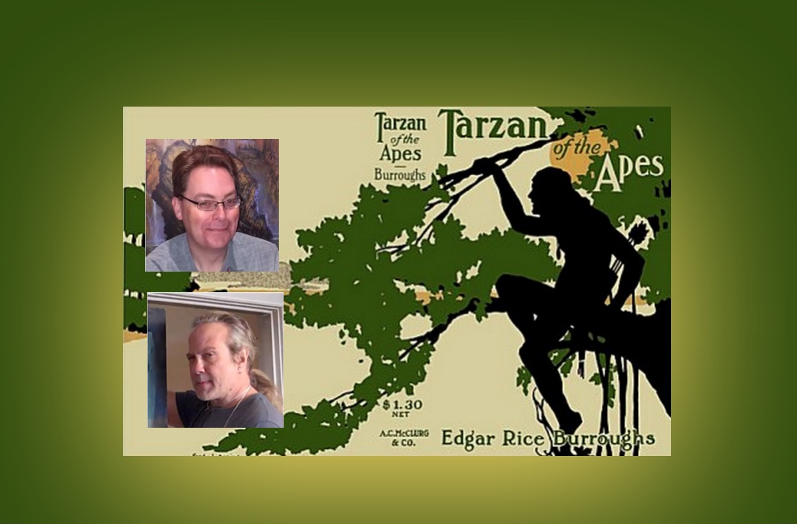 Pulp Crazy Podcast Tarzan