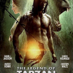 First Unofficial Legend of Tarzan Fan Poster Appears Online and It's Awesome