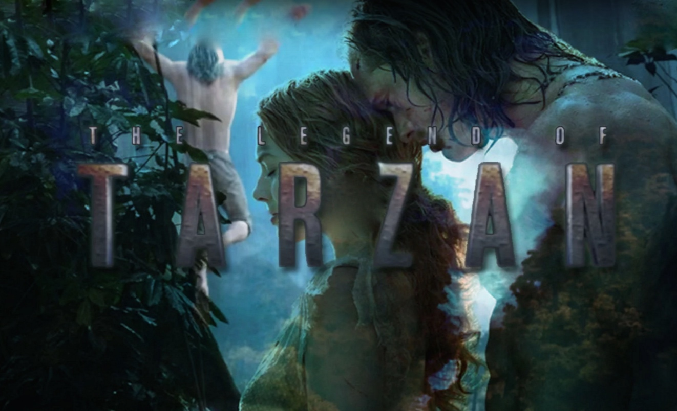 Cinema Blend First Showing And Collider Review The Legend Of Tarzan Trailer The John Carter Files